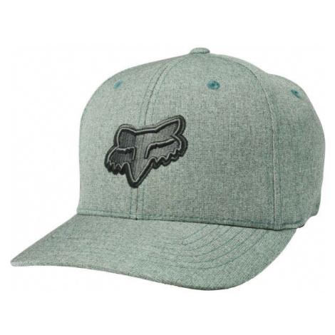 Fox TRANSPOSITION FLEXFIT green - Men's baseball cap