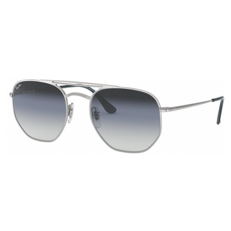 Ray-Ban Rb3609 Unisex Sunglasses Lenses: Blue, Frame: Silver - RB3609 91420S 54-20