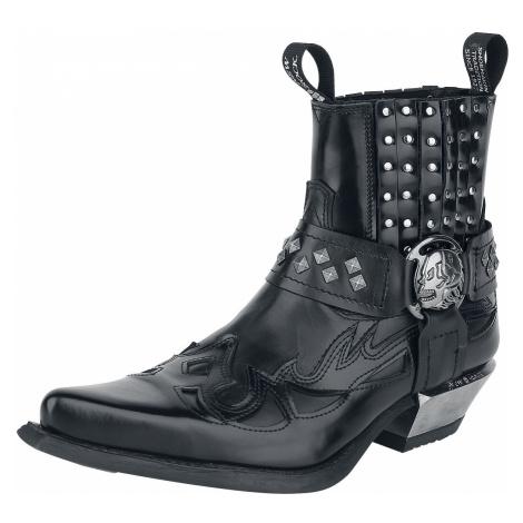 New Rock Antik Boot black