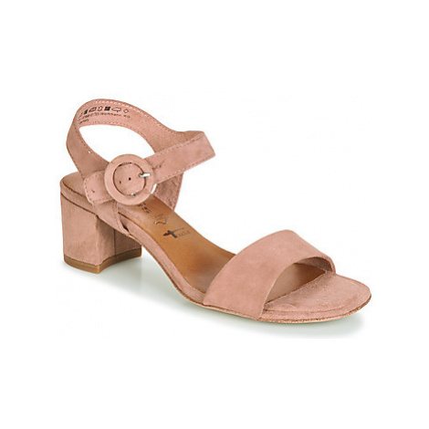 Tamaris DESIE women's Sandals in Pink