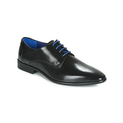 Azzaro VALMI men's Casual Shoes in Black