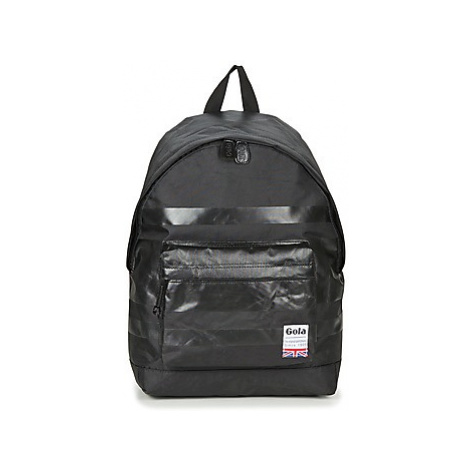 Gola HARLOW GLOSS STRIPES men's Backpack in Black