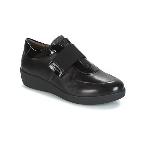 Stonefly PASEO IV 10 NAPPA women's Casual Shoes in Black