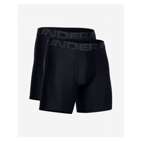 "Under Armour Tech™ 6"" Boxers 2 ks Black"