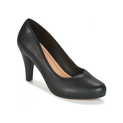 Clarks DALIA ROSE women's Court Shoes in Black