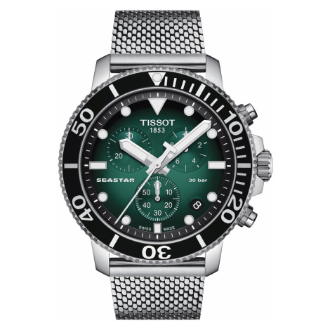 Tissot Watch Seastar 1000 Chronograph