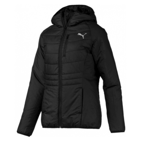 Puma WARMCELLPADED JACKET black - Women's sports jacket
