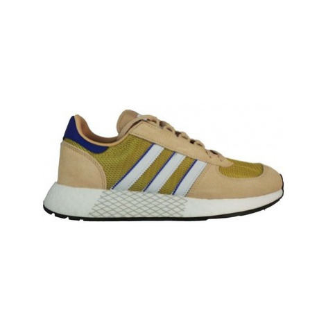 Adidas Marathon Tech men's Shoes (Trainers) in Beige