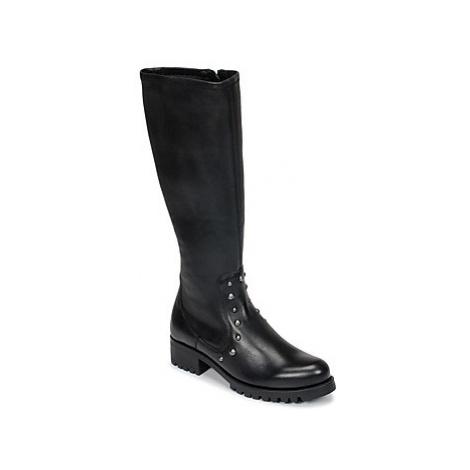 Unisa IKERI women's High Boots in Black