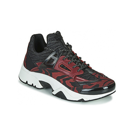 Kenzo SONIC women's Shoes (Trainers) in Black