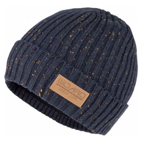 Willard BARNY black - Men's knitted beanie