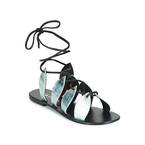 Lola Espeleta NOMA women's Sandals in Silver