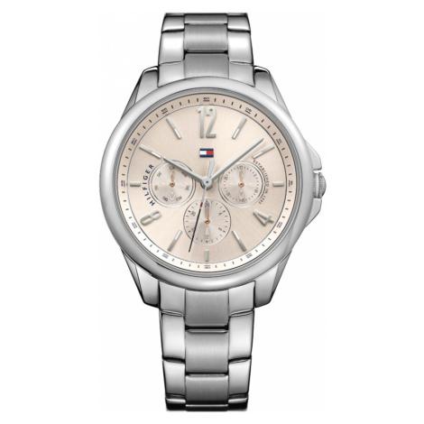 Tommy Hilfiger Savannah Watches Silver