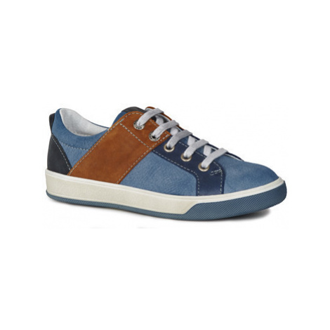 GBB PADOVA boys's Children's Shoes (Trainers) in Blue