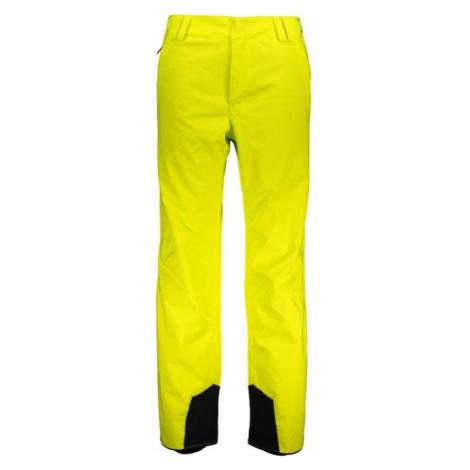 Fischer PANTS VANCOUER M yellow - Men's ski trousers