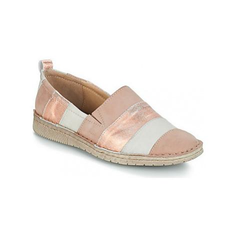 Josef Seibel SOFIE 23 women's Slip-ons (Shoes) in Pink