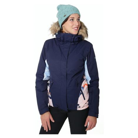 jacket Roxy Jet Ski - NLK6/Mandarin Orange/Pop Snow Crystal