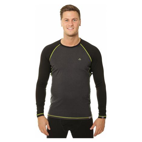 T-Shirt Lasting Mario LS - 8961/Gray - men´s