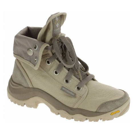 shoes Columbia Camden - Ancient Fossil/Gray Ice - women´s