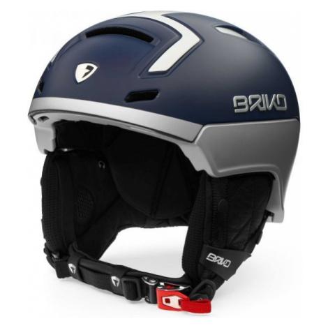 Briko STROMBOLI blue - Men's ski helmet