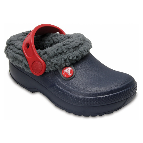 shoes Crocs Classic Blitzen III Clog - Navy/Slate Gray