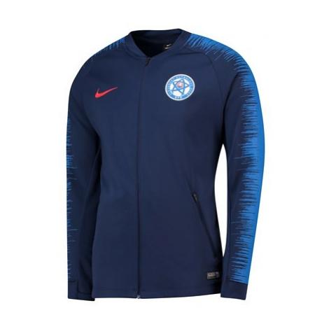 Slovakia Anthem Jacket - Navy Nike