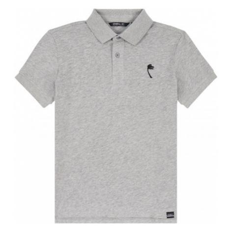 O'Neill LB PALM POLO grey - Boys' polo shirt