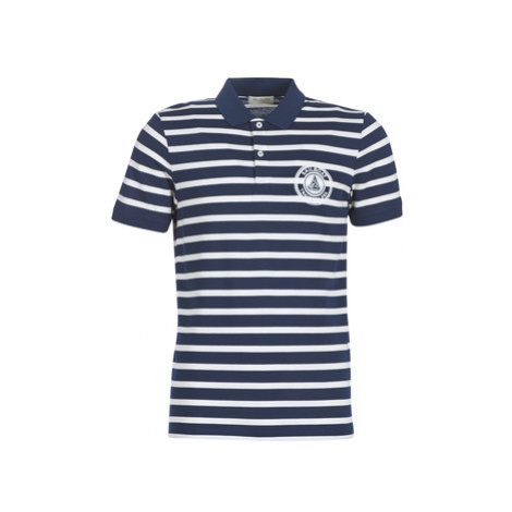 Selected SLHCAPITAINE men's Polo shirt in Blue