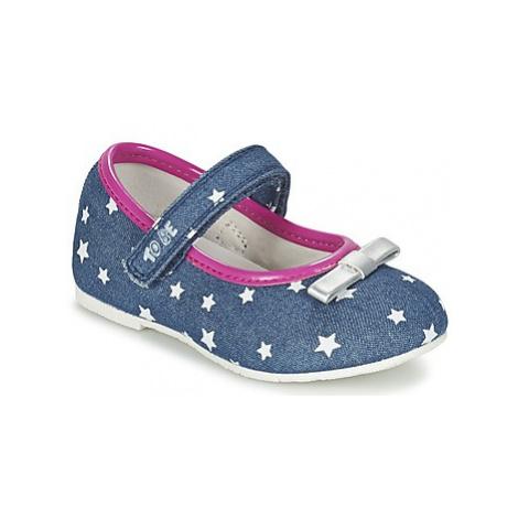 Chicco ZILLA girls's Children's Shoes (Pumps / Ballerinas) in Blue