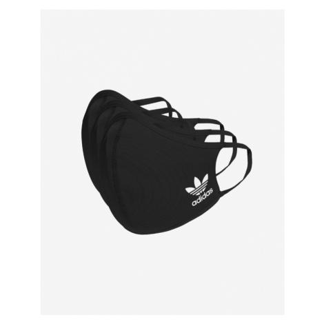 adidas Originals Face mask 3 pcs Black
