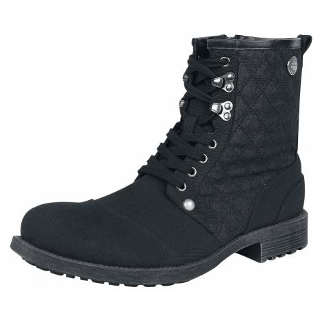 Rock Rebel by EMP - Walk On By - Boots - black
