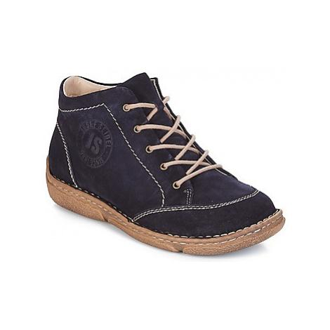 Josef Seibel Neele 01 women's Mid Boots in Blue
