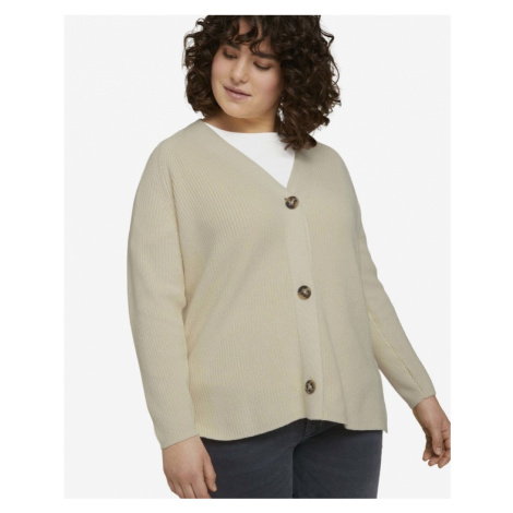 Tom Tailor Cardigan Beige