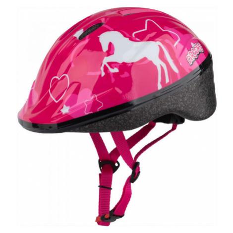 Arcore WAPI pink - Girls' cycling helmet