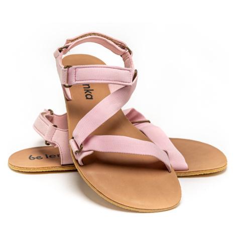 Barefoot Sandals - Be Lenka Flexi - Pink 43