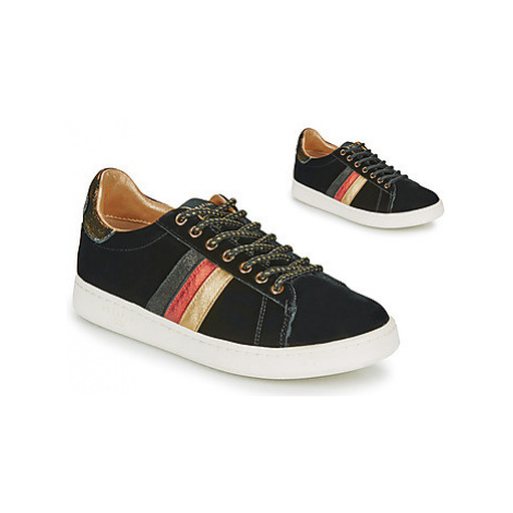 Serafini J.CONNORS women's Shoes (Trainers) in Black