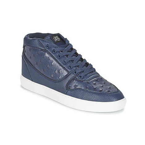 Sixth June NATION PEAK men's Shoes (High-top Trainers) in Blue