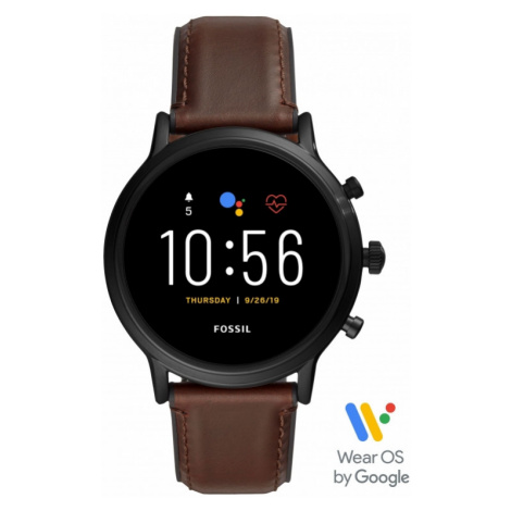Fossil Q The Carlyle Hr1 Smartwatch FTW4026