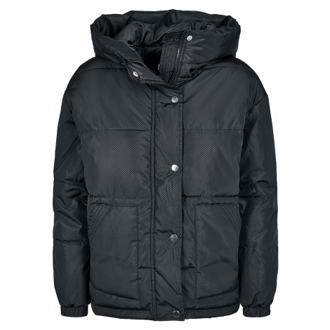 Urban Classics - Ladies Oversized Hooded Puffer - Winter jacket - black
