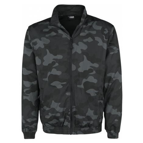 Urban Classics - Camo Track Jacket - Jacket - dark camo