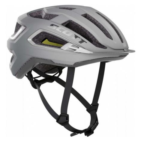 Scott ARX PLUS gray - Cycling helmet