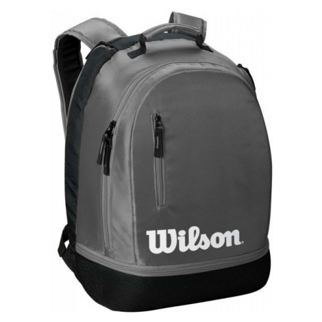 Wilson TEAM BACKPACK grey - Tennis backpack