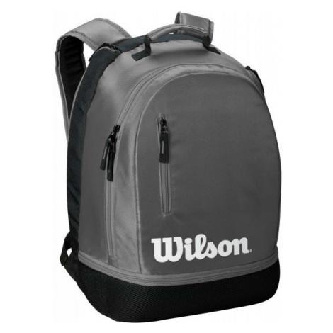 Wilson TEAM BACKPACK grey - Tennis backpack