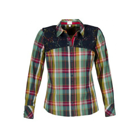 Alba Moda BLUSE women's Shirt in Multicolour