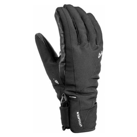 Leki CERRO S LADY black - Downhill ski gloves