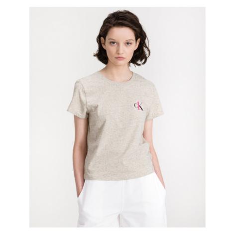Calvin Klein Sleeping T-shirt Beige