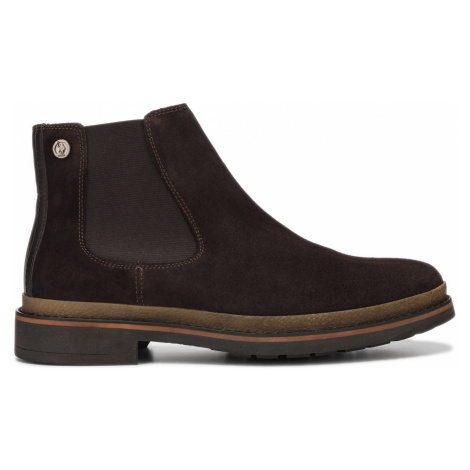 U.S. Polo Assn Vistor1 Ankle boots Brown