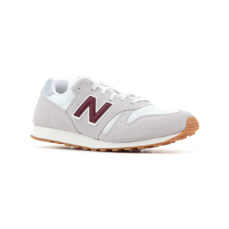 New Balance ML373OWW men's Shoes (Trainers) in Grey