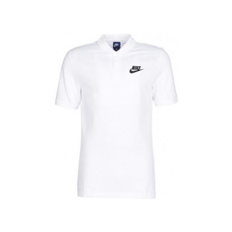 Nike POLOMLSPORT men's Polo shirt in White