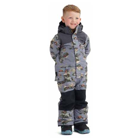overall Burton Minishred Striker One Piece - Survivalist/Trocadero - kid´s